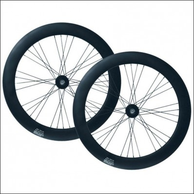 Wheelset 70mm Black