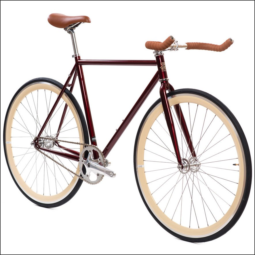 fixed gear bicycles essay Premium single speed bikes we make single speed, fixed gear and custom made titanium bikes engineered to precision.