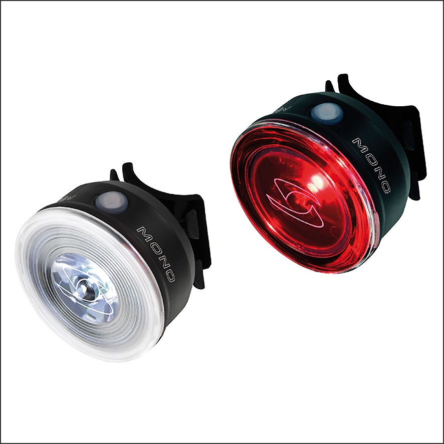 Bike Lights Sigma Mono LED Black