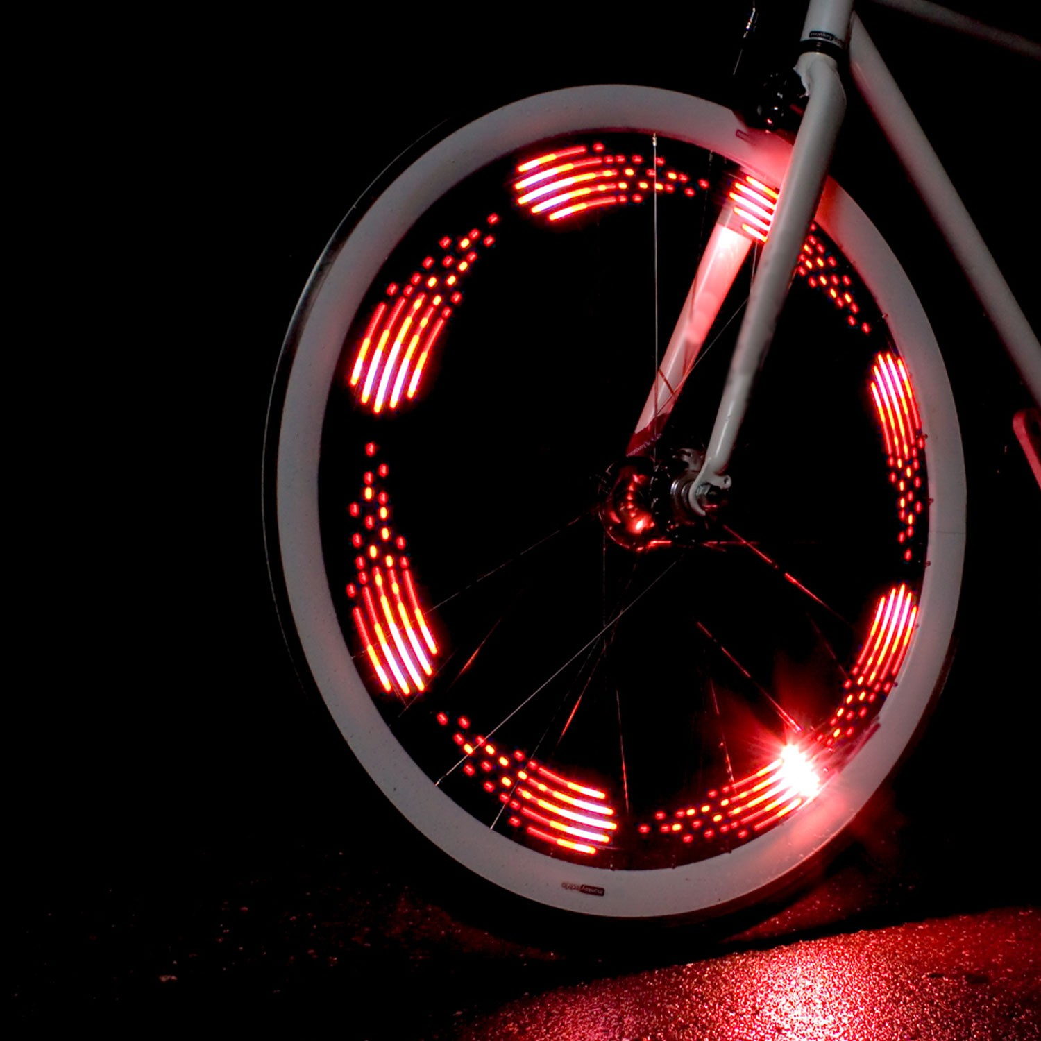Bicycle Wheel Lights LED Tokyo 011