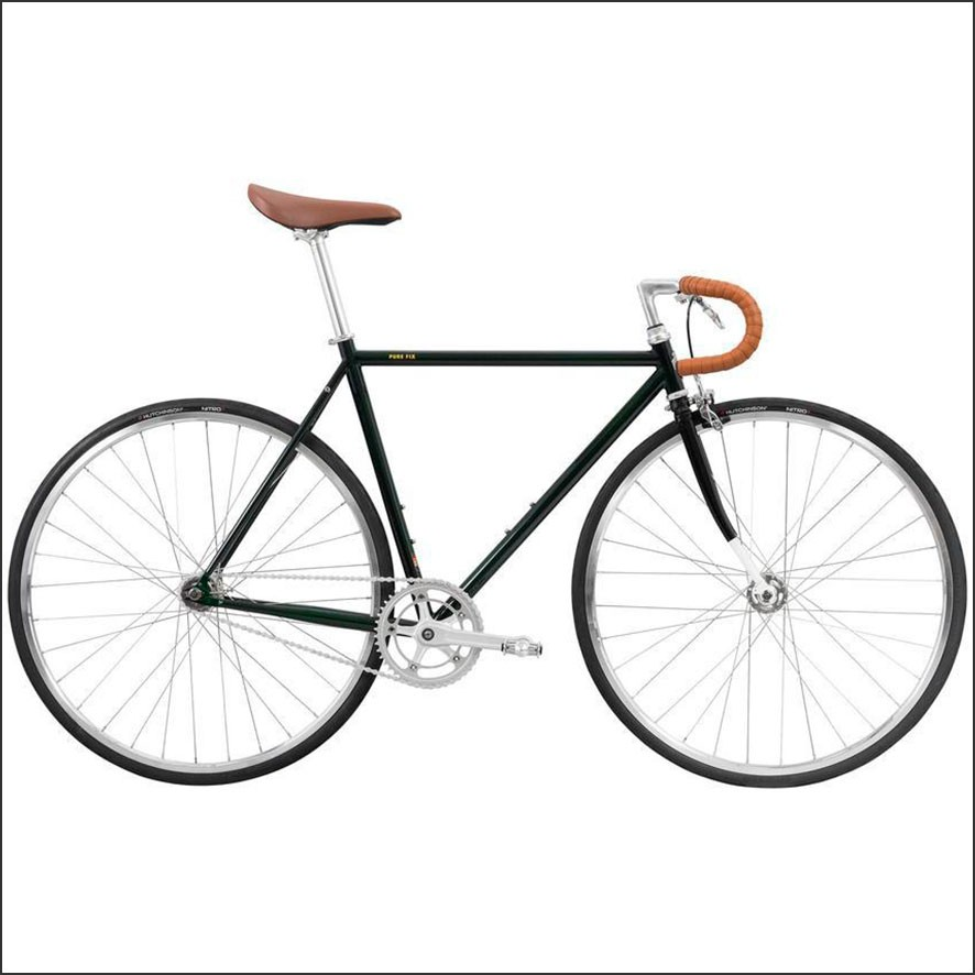 Fixed Gear Bikes Retro And Design Bicycles Bicycle Accessories
