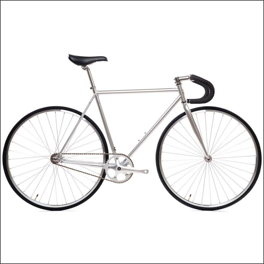 State Bicycle Co. Fixed Gear Bicycle Montecore 3.0   The Bike Messenger