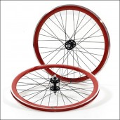 Wheelset Red