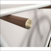 Bike Hooks Walnut 2