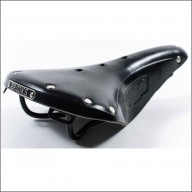 Brooks B17 Black