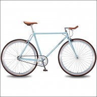 Azzurro Single Speed 2.0