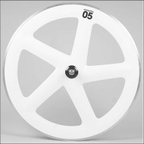 Notorious 05 wheel white
