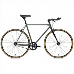 4130 Army Green Bike