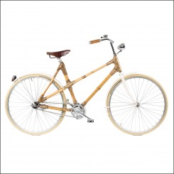 Black Star Bamboo Bicycles