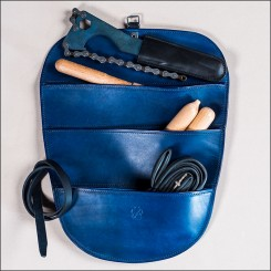 Roll Bag Sesia Blue