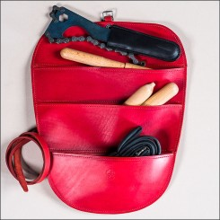 Roll Bag Sesia Red