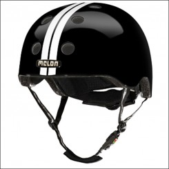 Melon helmet SW Black