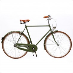 Mosco Urban Retro Bicycle Green