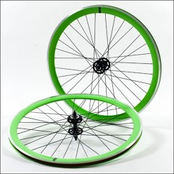 Wheelset Green