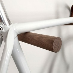 Bike Hooks Walnut