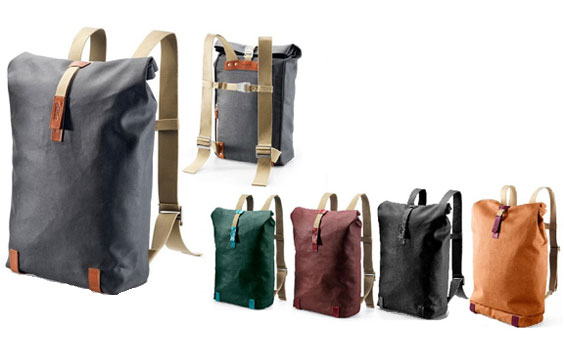Brooks Pickwick backpacks 2017