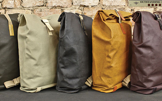 Brooks Pickwick Bags
