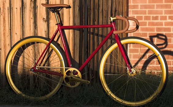 Cibola Fixed Gear Bikes