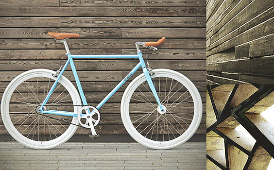 Azzurro Single Speed Bikes