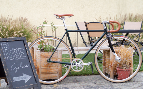 Meet: Cleveland from Pure Cycles