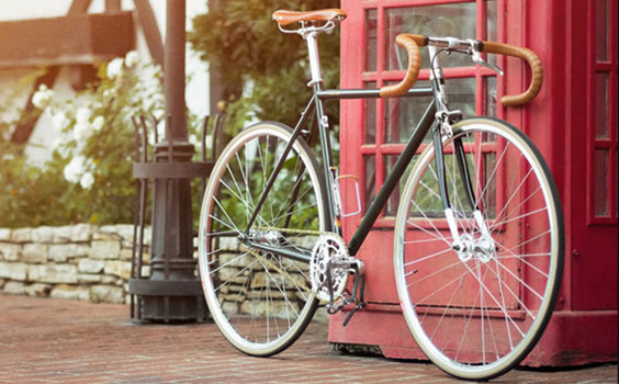 New: Pure Fix Premium Bicycles