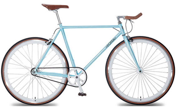 Azzurro Single Speed Bikes 2