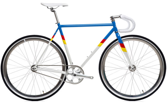 Alouette Fixed Gear Bicycles