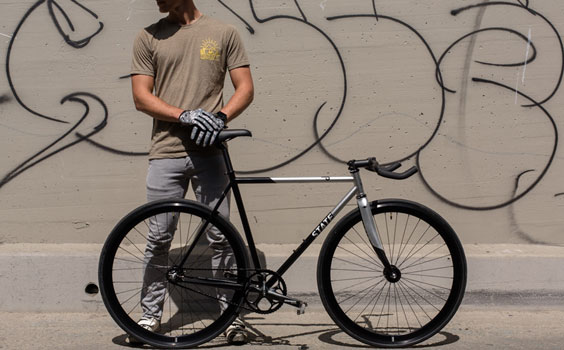 State Bicycle Co: Contender II Silver