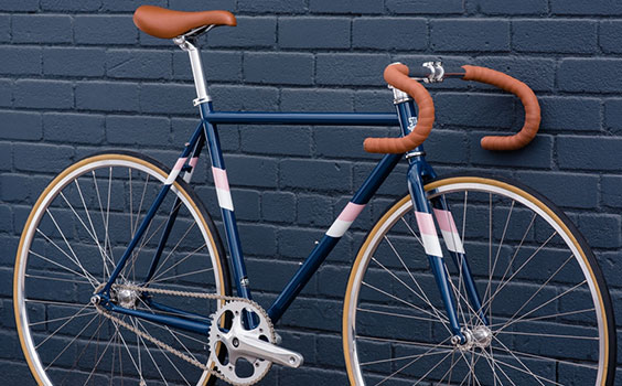 Rutherford 3: Retro Bicycle